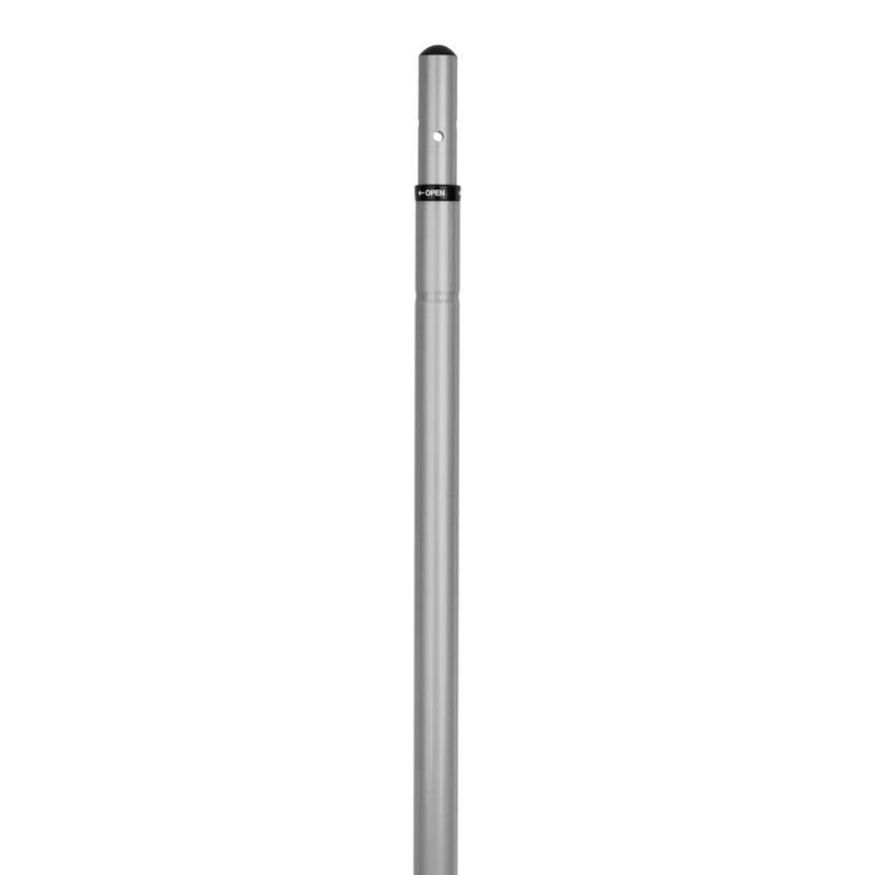 "G004 96"" Two Sections Telescopic Aluminum Pole-G004"